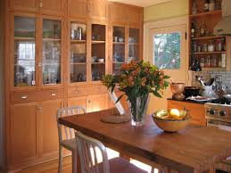 microhouse fremont cottage reclaimed fir cabinets craftsman