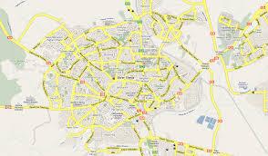 sheva israel map footiemap israel 2010 2011 be er sheva area football clubs