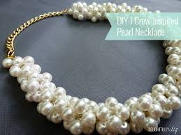 jewelry making pearl necklace images A beautiful j crew inspired pearl necklace diy diy scoop png