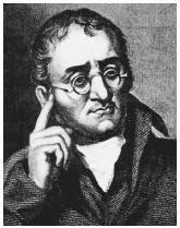 Was John Dalton Color Blind John Dalton Chemistry Encyclopedia Elements Gas Name Mass Atom