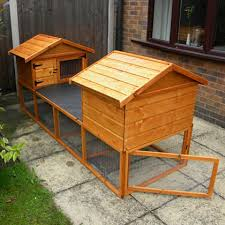 Homemade Rabbit Hutch Anyone With Outdoor Rabbits Weddingbee