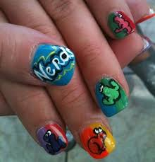 825 best nerdy nails images on pinterest nail ideas nailed it