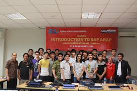 sgu prepares students with sap abap training to face the aec