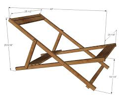 Free And Easy Diy Furniture Plans by 25 Best Wooden Chair Plans Ideas On Pinterest Wooden Garden
