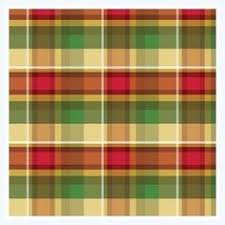 Amazon Com Gift Wrap - amazon com woodland berry plaid christmas gift wrap wrapping