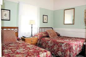 Guest Room With Twin Beds by Twin Bed Gallery San Remo Hotel