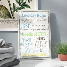 Retro Laundry Room Decor Vintage Laundry Room Decor Wayfair