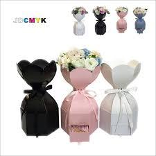 verpackungen fã r hochzeitsgeschenke neu kommen einzigartiges design floristen verpackung blumen