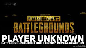 player unknown battlegrounds xbox one x release player unknown battlegrounds xbox one x e3 2017 reveal reaction