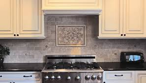 kitchen backsplash metal medallions backsplash ideas amusing backsplash medallion tile medallions