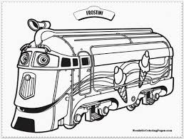 train color pages chuggington coloring pages coloring page