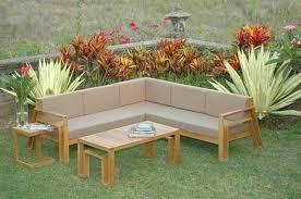 canap teck jardin salon canape de jardin en teck beautiful bois photos amazing house d