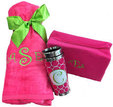personalize your gifts with monogrammed bridesmaid gifts