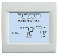 honeywell vision pro 8000 touchscreen thermostat th8321r1001