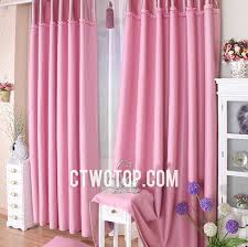 embossed blackout pink girls room half price heavy toile curtains
