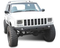 offroad crusader front bumper for jeep cherokee xj