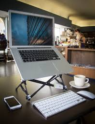 Laptop Stands For Desk by Sit Up Straight For The Roost Laptop Stand Tidbits