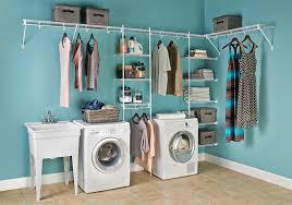 Laundry Room Hangers - laundry closetmaidmediakit