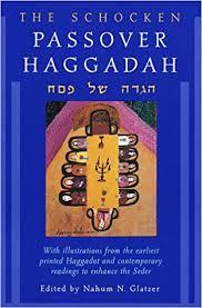 passover book haggadah the schocken passover haggadah nahum n glatzer 9780805210675