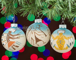 mission southwest american ornaments