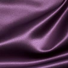 eggplant colored table linens matte satin eggplant wildflower linen