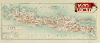 Bali Indonesia Map Java U0027s Beauty Album