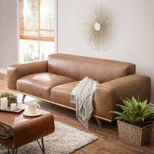 Tan Coloured Leather Sofas Light Brown Leather Sofa U2013 Furniture Favourites