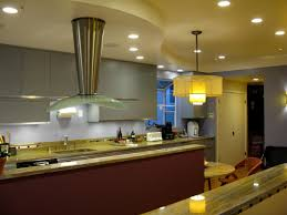 kitchen led kitchen ceiling lights for artistic lighting warm