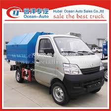 subaru mini truck lifted hydraulic lifting garbage truck hydraulic lifting garbage truck