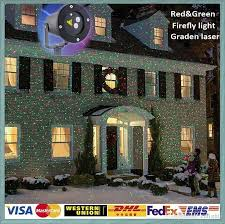 Christmas Laser Light Show Outdoor Ip65 Waterproof Laser Stage Light Elf Light Christmas