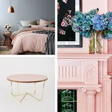 Home Design Trends 2016 Uk Five Interior Design Trends For 2016 Rose Quartz Coloured