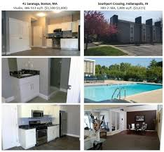 400 Square Foot Apartment by Here U0027s How Much Space You Can Rent For 1 500 Across The Us