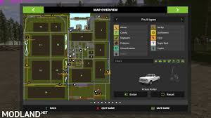 canadian map fs17 canadian national v2 mod farming simulator 17