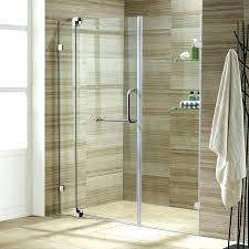 Replacing Shower Door Sweep Replace Shower Door Stand Up With Curtain Removing Handles Sweep