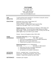 resume for recent college graduate template sample cover letter recent college graduate images cover letter