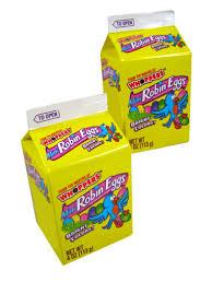 easter egg gum whoppers mini robin eggs