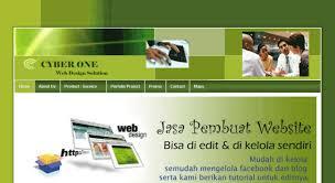 step by step membuat website sendiri access cyberone co id jasa pembuatan website toko online online