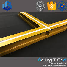Drop Ceiling Grid by Aluminum Suspended Ceiling Grid Aluminum Suspended Ceiling Grid