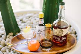 Cocktail Parties Ideas - mad men cocktail idea old fashioned signature cocktail 100