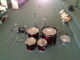 real drum tutorial rude how to assemble a typical drum set