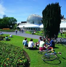 Belfast Botanical Gardens by Ten Ways To Get Exercise At Queen U0027s University Queen U0027s