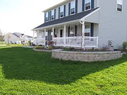 designs raised flower beds designs back yard with wooden fence lawn grass using stone raised flower garden with canopy raised raised brick flower bed pictures retainer wall flower bed for an uneven backyard back yard in