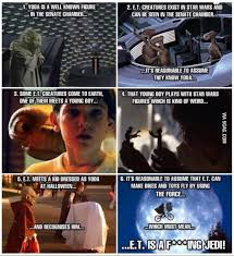 halloween birthday meme this e t theory involving star wars will blow your mind
