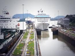 cora canap image of the day panama canal cruise ship season kicks