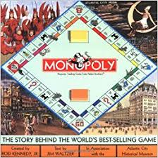 monopoly the story the world s best selling jim