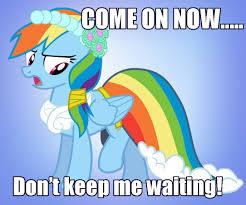 Rainbow Dash Meme - 32426 bridesmaid bridesmaid dress bronybait clothes dress
