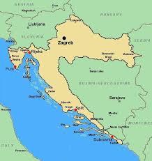 map eroupe best 25 map of croatia ideas on croatia map map of