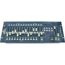dmx light board controller chauvet dj obey 70 compact dmx controller for led wash lights