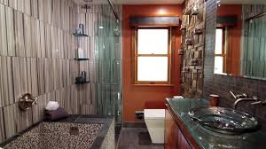 custom tiled bathroom video diy