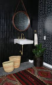 Black Bathrooms Ideas by Best 20 Office Bathroom Ideas On Pinterest Powder Room Design